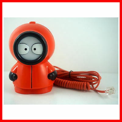 NEW South Park Kenny Action 11.5 cm Figures Cartoon Doll Phone Telephone in Box