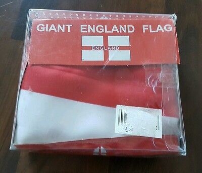 New Giant England Flag With Eyelets