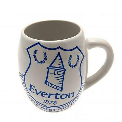 Official Licensed Football Product Everton Tea Tub Mug Cup Coffee Fan Gift New