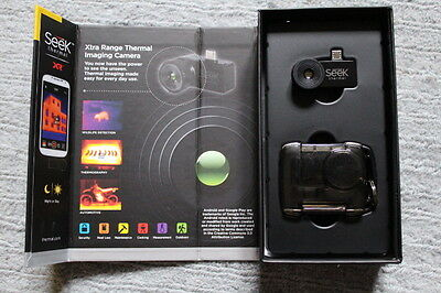 Seek thermal camera XR for Android