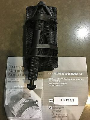 Military SOF Tactical Tourniquet 1.5 SOFTT-W - Wide  EMT Medic Medical Emergency