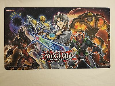 Yu-Gi-Oh 2017 Win a Mat Aster Phoenix and Destiny Soldiers Rubber Playmats