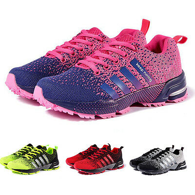 Women Trainers Sneakers Breathable sports Running Shoes Outdoor Lightweight S6