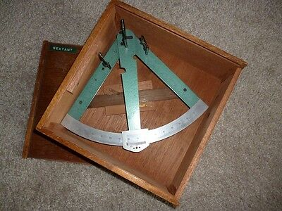 Sextant - Old Basic Teaching Instrument