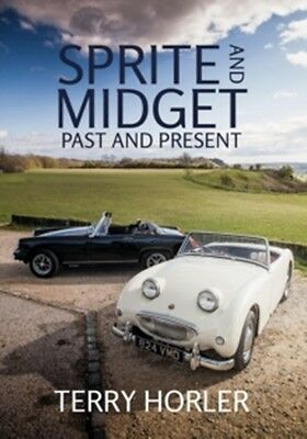 MG Sprite and Midget Past and Present book paper