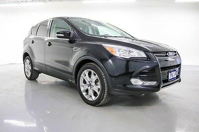2013 Ford Escape SEL Sport Utility 4-Door 2013 Ford SEL