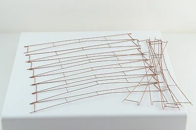 13 Sommerfeldt Catenary Wires 7 3/8 Inches 185mm Long HO Scale