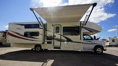 New 2017 Jayco Redhawk 31Xl Class C Motor Home Bunks Best Warranty