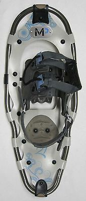 "NEW YUKON CHARLIES MP 821 8x21"" SNOWSHOES -Best Binding Technology -FREE GAITERS"