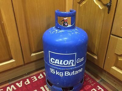 Calor Gas Butane 15kg (Full)