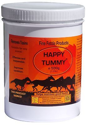 Fine Fettle Products Happy Tummy Equine Horse Digestion & Behaviour