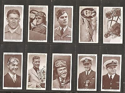 W.A & A.C Churchman- Kings of Speed (1939) Full set of 50 cards