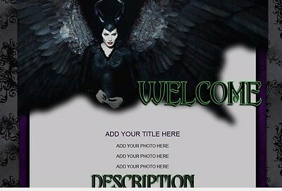 MAGNIFICANT ANGEL eBay Auction Template Listing movie