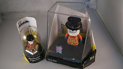 Official London 2012 Mandeville Beefeater Figures