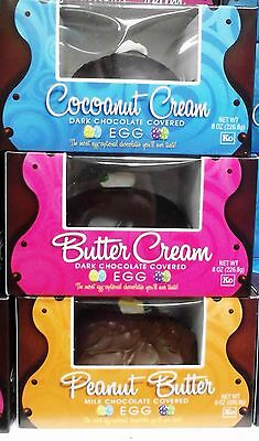 Zitner's ~ Cream Easter Eggs –  8 oz Many Varieties & Choices