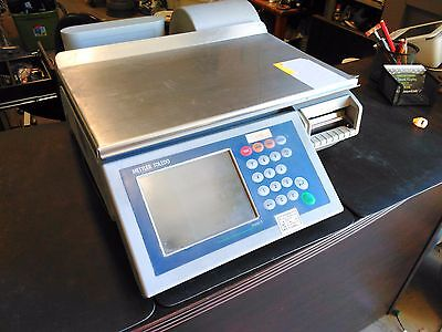 Mettler Toledo Pact 5 Scale and Printer