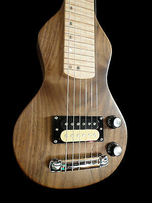 Custom Shop Hand Made Lap Steel by Rousseau Luthier