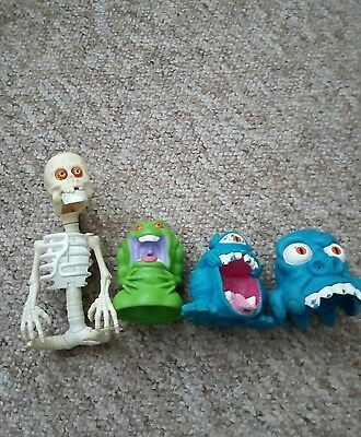 VINTAGE 1980's KENNER THE REAL GHOSTBUSTERS GHOSTS FIGURES *ORIGINAL TOYS*