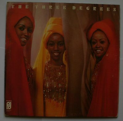 The Three Degrees - The Three Degrees (Lp 1973)