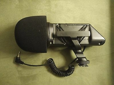 Rode SVM Stereo VideoMic Condenser Microphone
