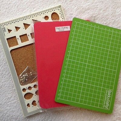 Selection of Crafting Boards (Lot 4.9)