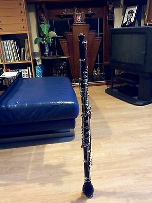 Cor Anglais- Vintage D Howell Maker (George Howarth & Sons Case) Oboe Family