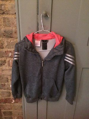 Adidas messi tracksuit top age 9-10