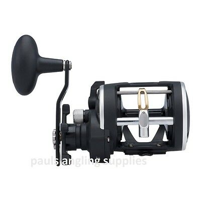 Penn Rival 20 Sea Fishing Boat Multiplier Reel with Level Wind