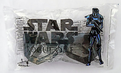 Star Wars Rogue One Death Trooper Black 3D Glasses Limited Edition - New in bag