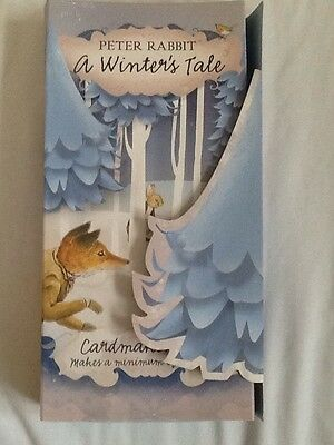 CRAFTERS COMPANION  Peter Rabbit CARDMAKING, CRAFTS, STATIONERY, USED