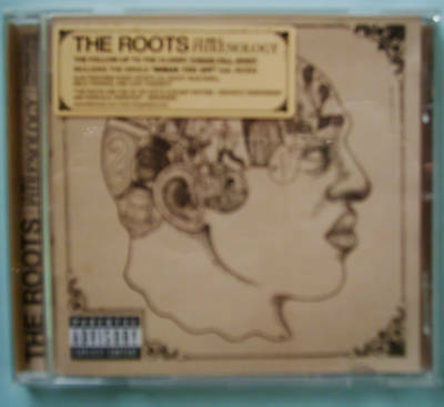 THE ROOTS   Phrenology  CD
