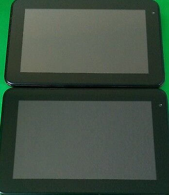 A lot of 2 ZTE V72A Tablets for parts