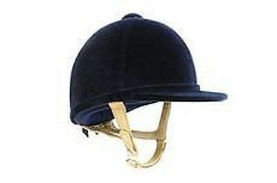 Charles Owen H2000 Navy Equine Horse Hats
