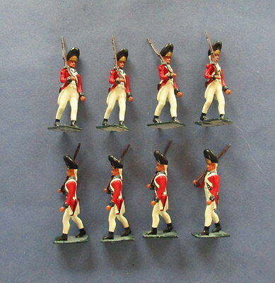 Scarce British 21st Regiment of Foot (1777) by Richards Soldiers