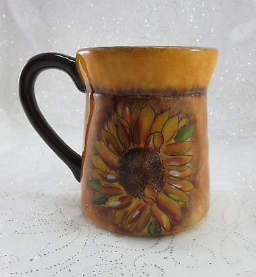 Tuscan Sunflower 4.5 inch Mug