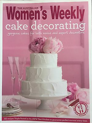 Women's Weekly Cake Decorations