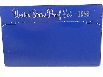 1983-S Us 5-Coin Proof Set