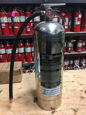 Badger Water Fire Extinguisher, 2A, 2.5 gallon