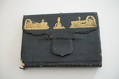 1897 Roper's Catechism Of Steam Engine Pocket Book By Stephen Roper