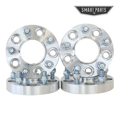 4 QTY 15mm Hubcentric 5x114.3 Wheel Spacers | Lexus Toyota (60.1) | 12x1.5
