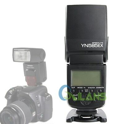 YONGNUO YN585EX  P-TTL 1/20000s Wireless Speedlite Flash Light for Pentax Camera