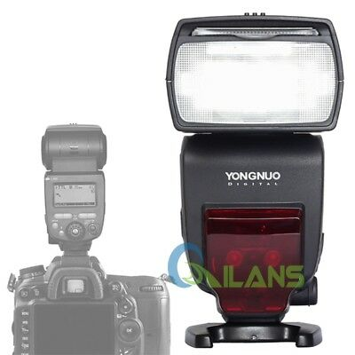 YONGNUO YN660 2.4GHz Wireless Speedlite Flash light for Canon Nikon Olympus【AU】