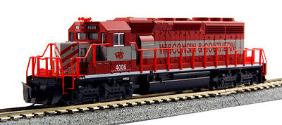 Kato 176-4815 EMD SD40-2 Early with Dynamic Brake WS #4006 (N scale)