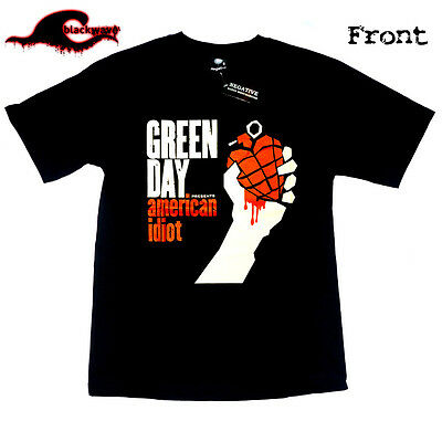 Greenday - American Idiot - Band T-Shirt