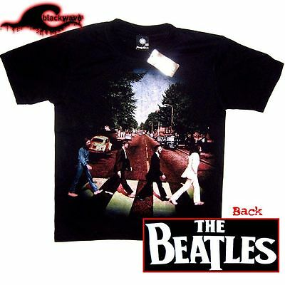 The Beatles - Abby Road - Band T-Shirt