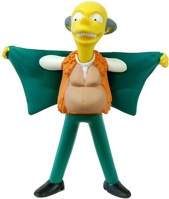 MONTGOMERY BURNS THE SIMPSONS Limited Edition Figurine Collection Season 6