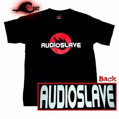 Audioslave - Classic Logo - Band T-Shirt