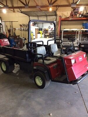 2001 Toro WORKMAN 3200 ATV's & Gators