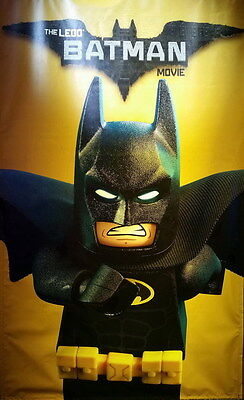 "8726 Hot Movie TV Shows - The Lego Batman Movie 2017 4 14""x22"" Poster"
