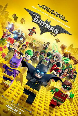 "8722 Hot Movie TV Shows - The Lego Batman Movie 2017 20 14""x20"" Poster"